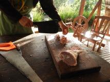 butcherint the ram