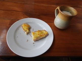 marmalade made by a neighbour #organic