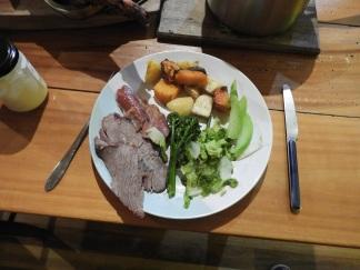 Roast dinner #crueltyfree