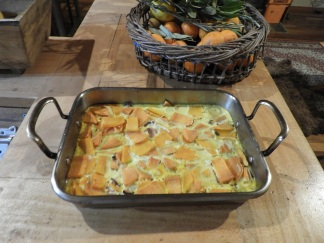 Gratin (French potato bake) #organic #crueltyfree
